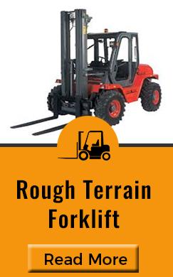 Rough Terrain Forklift
