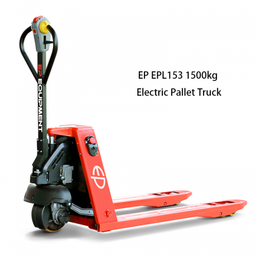 forklift pallet truck electric