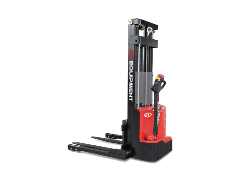 EP ES12-25DM 1.2 Tonne Electric Walkie Stacker