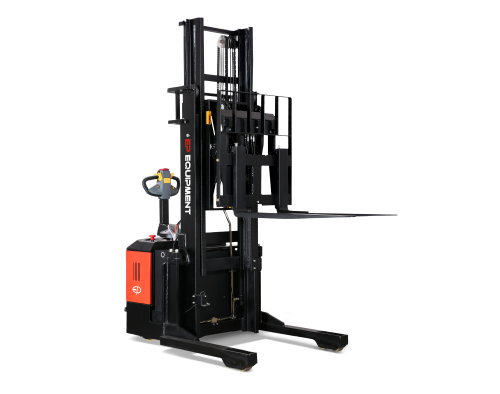 EP CQE15S 1.5 Tonne Electric Walkie Reach Truck