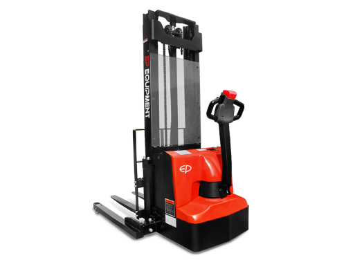 EP ES12-25WA 1.2 Tonne Electric Walkie Stacker