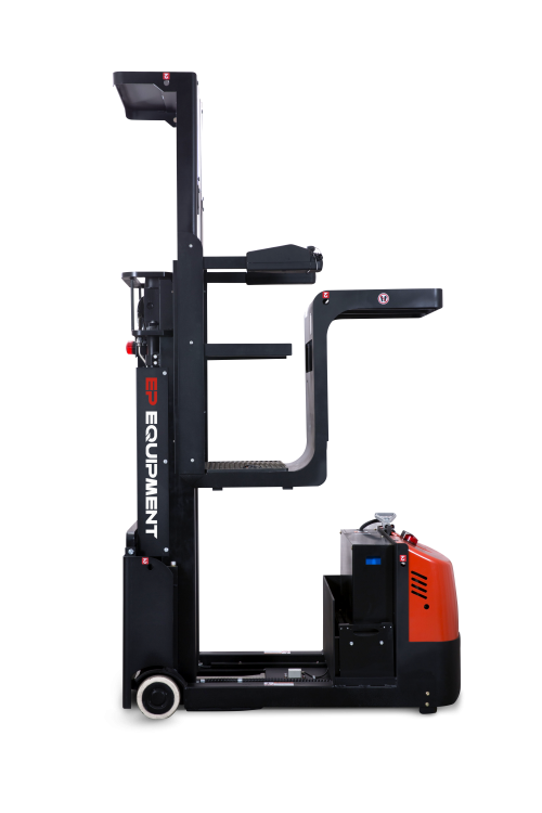EP JX1 Electric Battery Order Picker Right