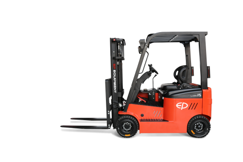 EP CPD20L1 2.0 Ton Lithium Battery Counter Balance Forklift Left