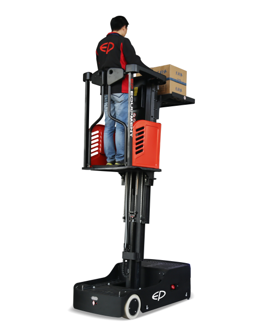 EP JX0 Electric Battery Order Picker Up