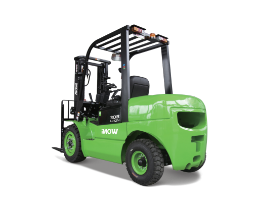 iMOW ICE301B 3.0 Tonne Electric Counterbalance Forklift