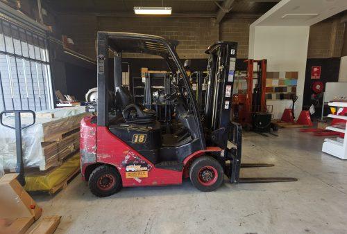 Hangcha 1.8T 4.7M Gas Forklift